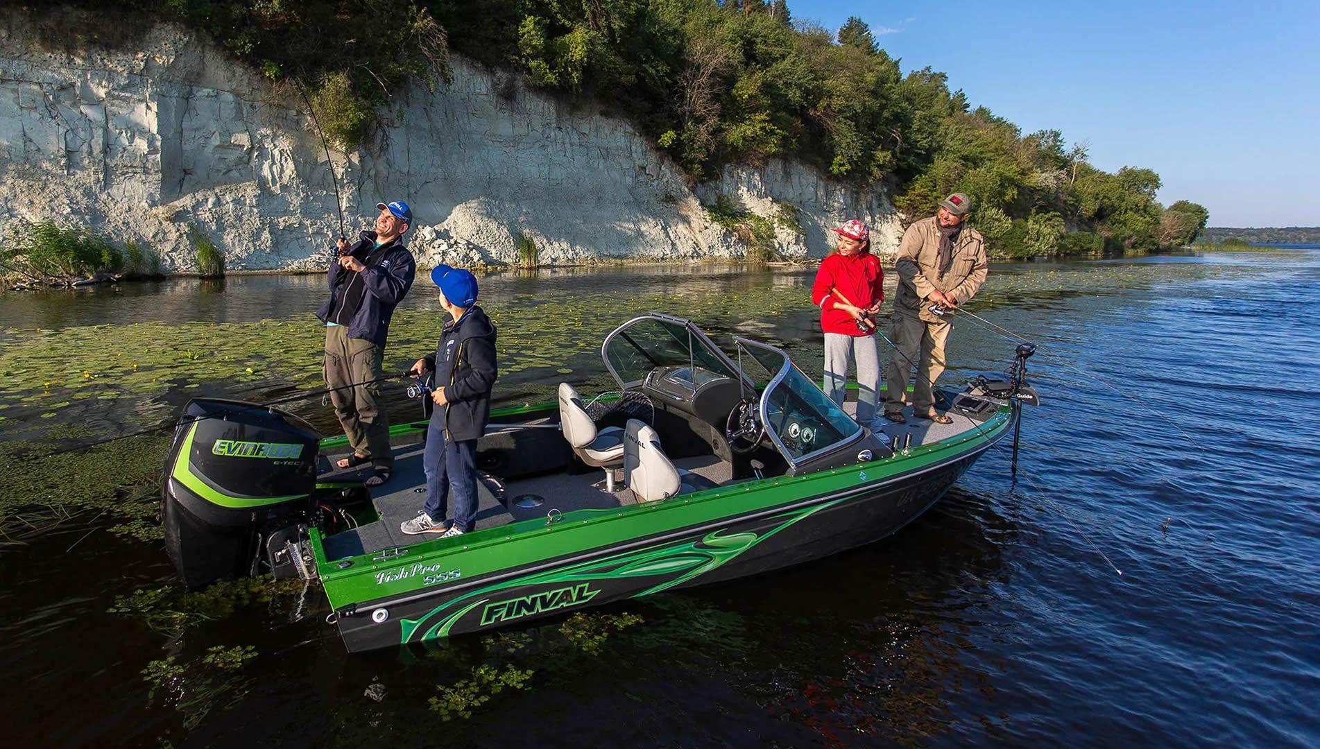 Sport Angler Series