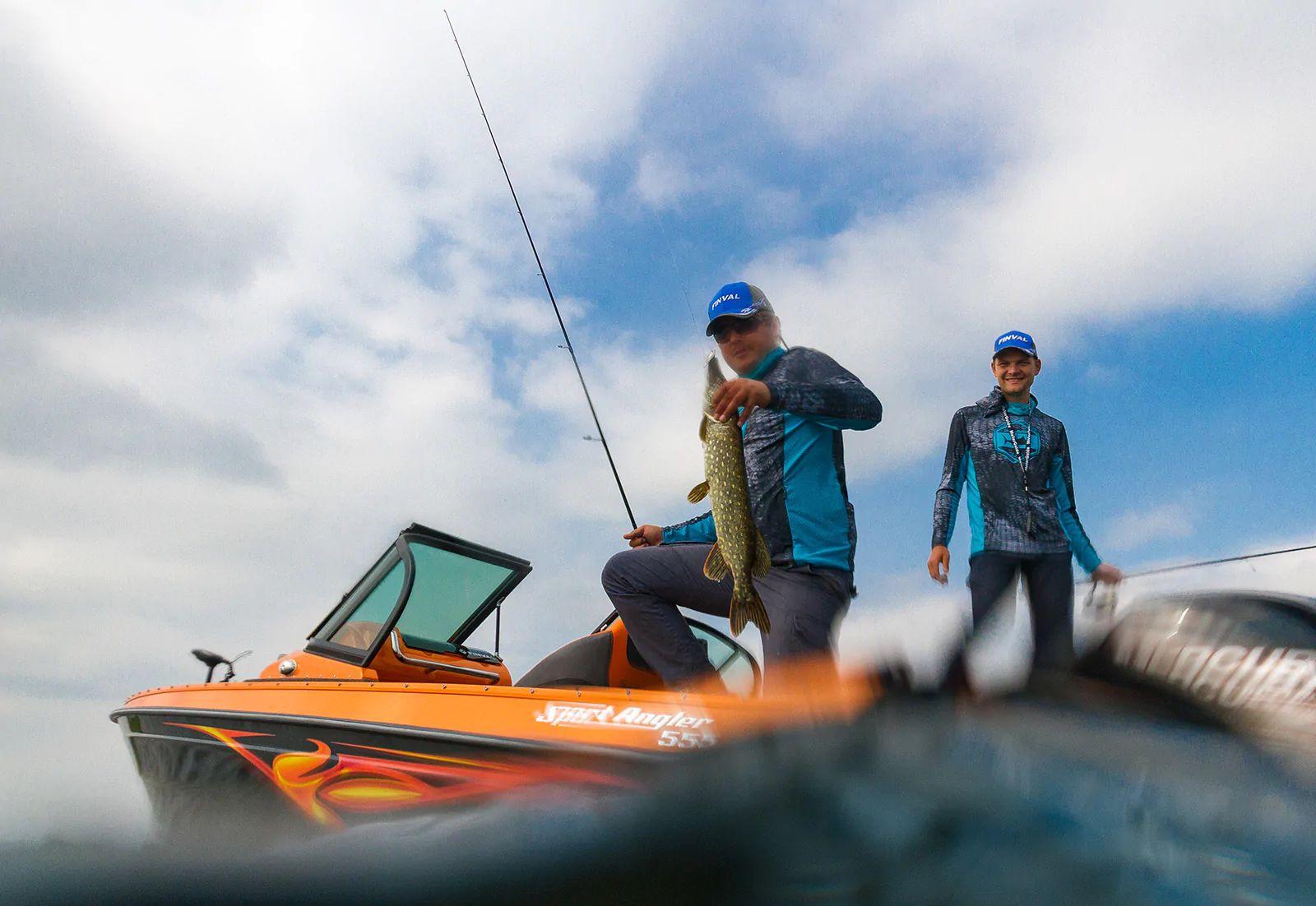 555 Sport Angler